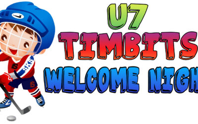 U7 Timbits Welcome Night